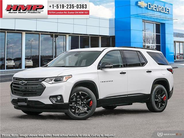 2021 Chevrolet Traverse Premier (Stk: 90955) in Exeter - Image 1 of 23