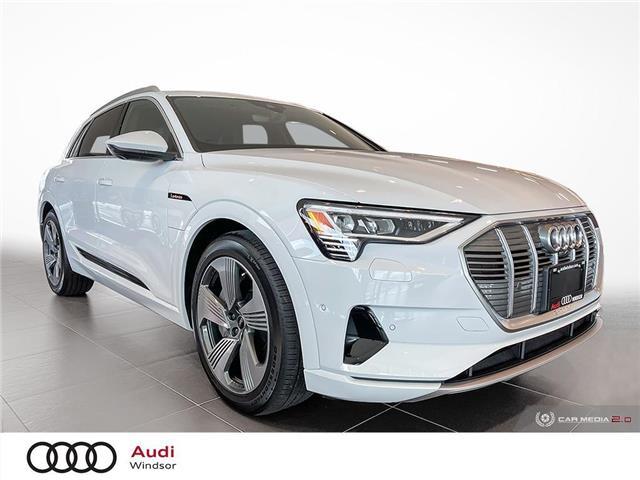 2021 Audi e-tron 55 Technik (Stk: 21195) in Windsor - Image 1 of 30