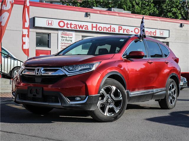 2019 Honda CR-V Touring (Stk: H88510) in Ottawa - Image 1 of 29