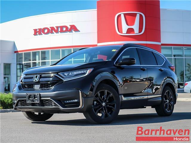 2020 Honda CR-V Black Edition (Stk: B0991) in Ottawa - Image 1 of 29