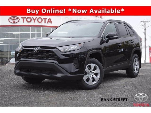 2021 Toyota RAV4 LE (Stk: 19-29271) in Ottawa - Image 1 of 22