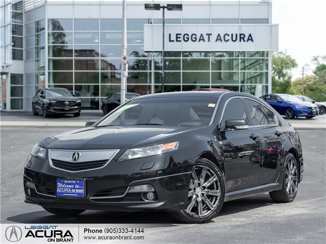 2014 Acura TL Base (Stk: 4483A) in Burlington - Image 1 of 22