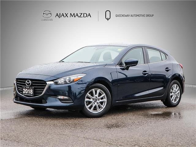 2018 Mazda Mazda3 Sport  (Stk: P5812) in Ajax - Image 1 of 26