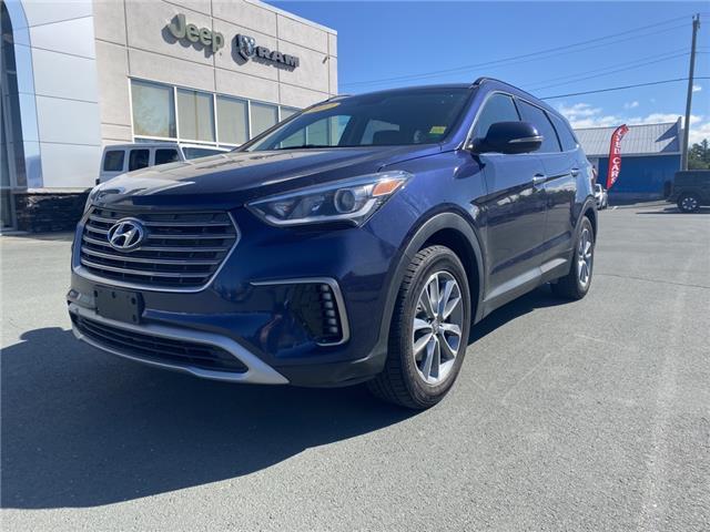 2017 Hyundai Santa Fe XL  (Stk: U2126) in Miramichi - Image 1 of 12