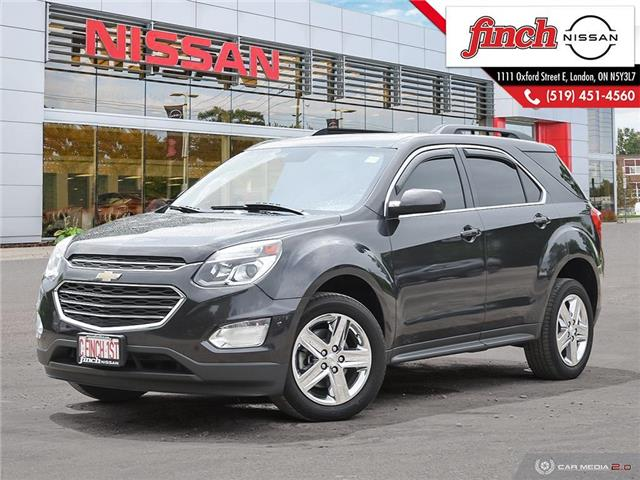 2016 Chevrolet Equinox 1LT (Stk: 16153-A) in London - Image 1 of 27