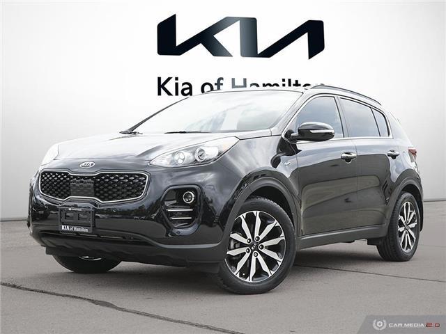 2019 Kia Sportage EX (Stk: P10748) in Hamilton - Image 1 of 28
