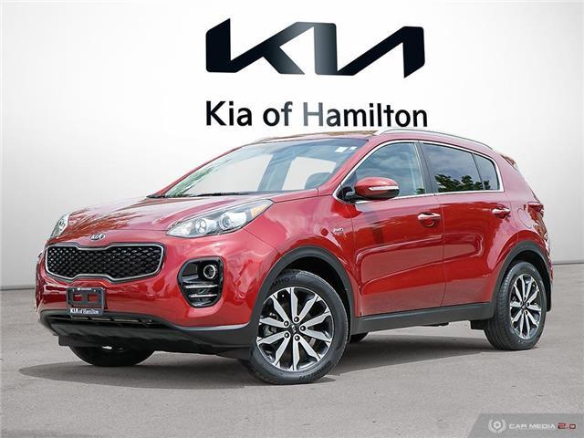 2017 Kia Sportage  (Stk: SL21098A) in Hamilton - Image 1 of 27