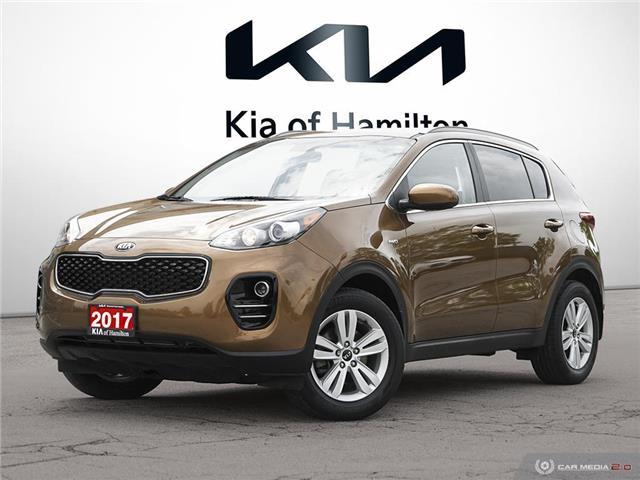 2017 Kia Sportage LX (Stk: P10751) in Hamilton - Image 1 of 27