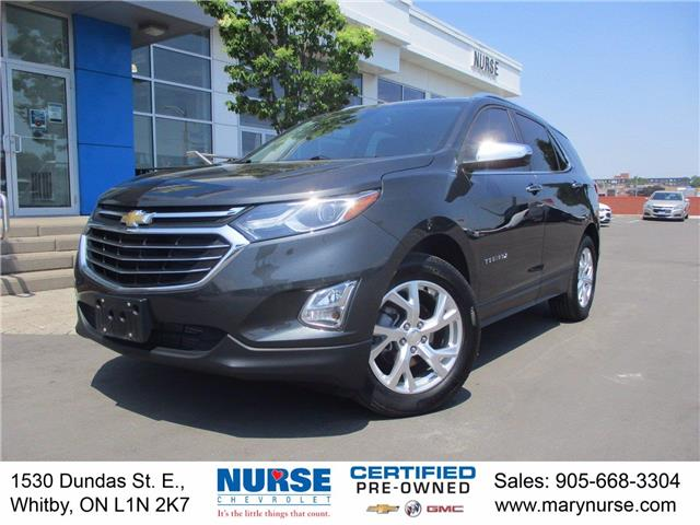 2019 Chevrolet Equinox Premier (Stk: 10X542) in Whitby - Image 1 of 29