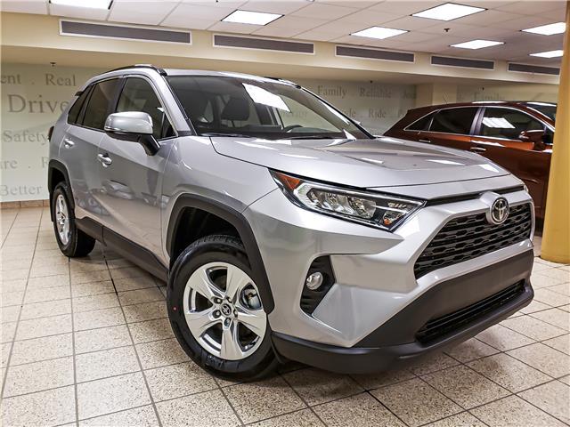 2021 Toyota RAV4 XLE (Stk: 211181) in Calgary - Image 1 of 9