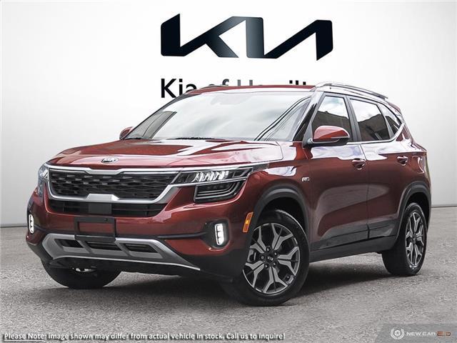 2021 Kia Seltos EX Premium (Stk: SL21180) in Hamilton - Image 1 of 23