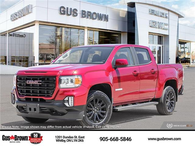 2021 GMC Canyon Elevation (Stk: 1275333) in WHITBY - Image 1 of 23