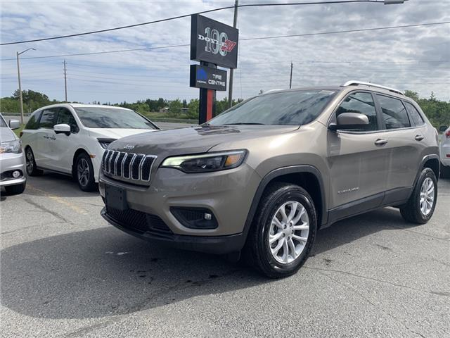 2021 Jeep Cherokee North (Stk: 6655) in Sudbury - Image 1 of 17