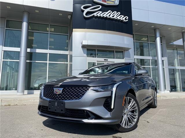 2021 Cadillac CT4 Premium Luxury (Stk: 0107339) in Newmarket - Image 1 of 28