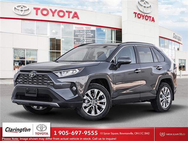 2021 Toyota RAV4 Limited (Stk: 21556) in Bowmanville - Image 1 of 10