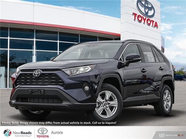 2021 Toyota RAV4 XLE (Stk: 32644) in Aurora - Image 1 of 23
