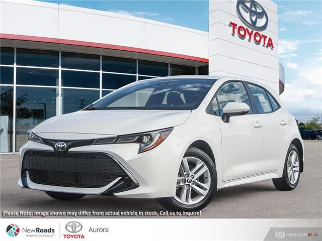 2021 Toyota Corolla Hatchback Base (Stk: 32583) in Aurora - Image 1 of 23