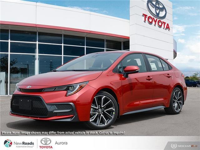 2020 Toyota Corolla SE (Stk: 32133) in Aurora - Image 1 of 23