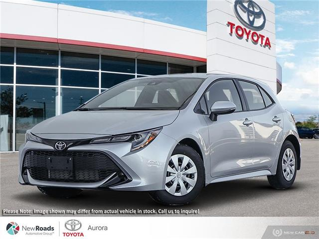 2021 Toyota Corolla Hatchback Base (Stk: 32417) in Aurora - Image 1 of 23