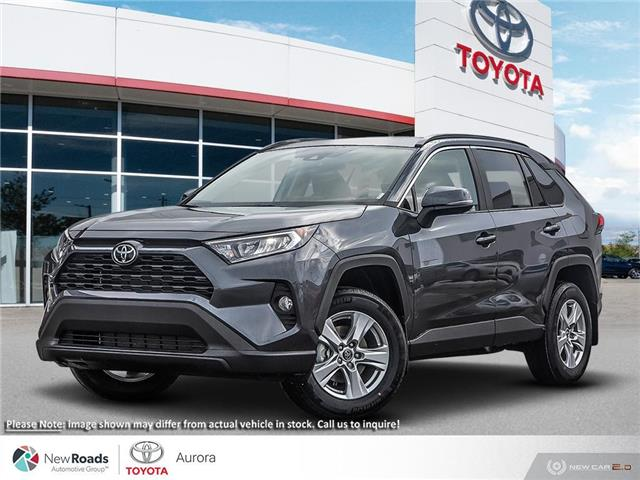 2021 Toyota RAV4 XLE (Stk: 32554) in Aurora - Image 1 of 23