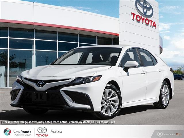 2021 Toyota Camry SE (Stk: 32386) in Aurora - Image 1 of 23