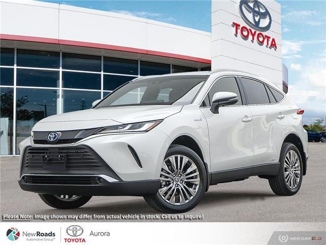 2021 Toyota Venza XLE (Stk: 32609) in Aurora - Image 1 of 23