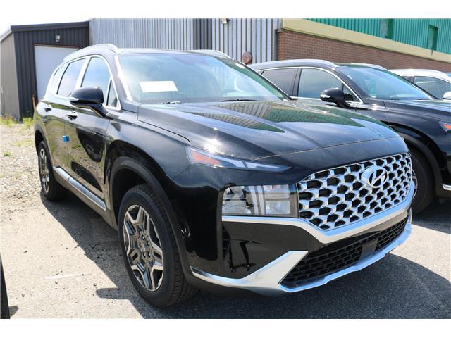 2021 Hyundai Santa Fe HEV Luxury (Stk: 16809) in Saint John - Image 1 of 1
