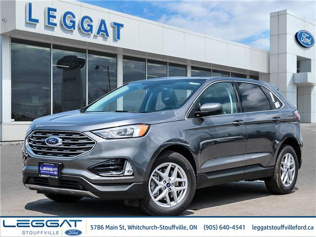 2021 Ford Edge SEL (Stk: 21D1055) in Stouffville - Image 1 of 28