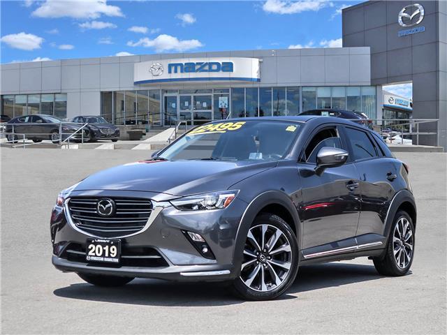 2019 Mazda CX-3 GT (Stk: HN3242A) in Hamilton - Image 1 of 27