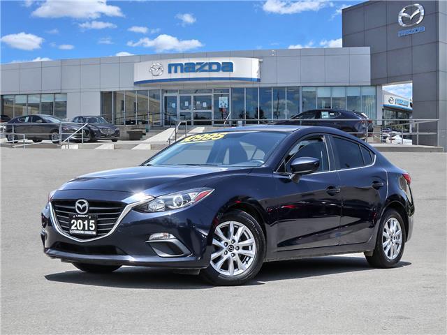 2015 Mazda Mazda3 GS (Stk: HN2941A) in Hamilton - Image 1 of 26