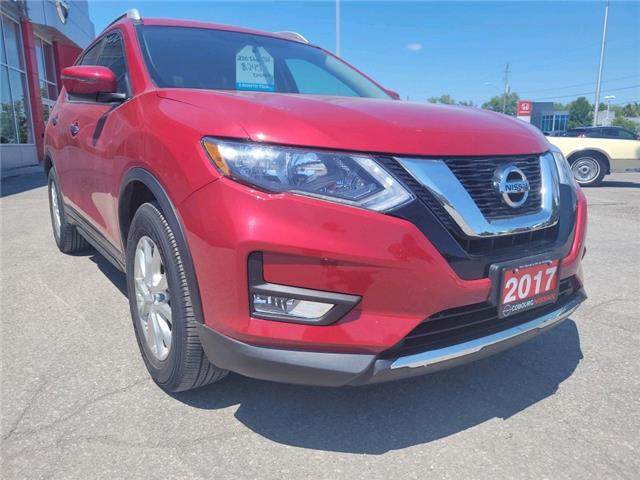 2017 Nissan Rogue SV (Stk: CMW434452A) in Cobourg - Image 1 of 13