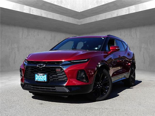 2020 Chevrolet Blazer RS (Stk: N32221A) in Penticton - Image 1 of 25