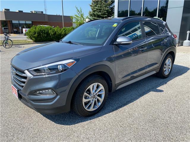 2017 Hyundai Tucson  (Stk: M4662) in Sarnia - Image 1 of 12