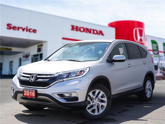 2016 Honda CR-V EX (Stk: 21-027A) in Vernon - Image 1 of 16