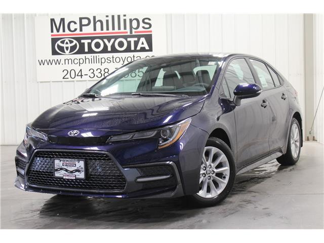 2021 Toyota Corolla SE (Stk: P090934) in Winnipeg - Image 1 of 19