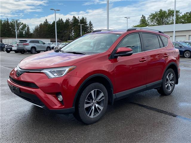 2017 Toyota RAV4 XLE (Stk: TX231A) in Cobourg - Image 1 of 1