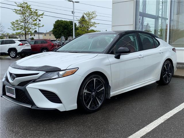 2019 Toyota Camry XSE (Stk: TX029A) in Cobourg - Image 1 of 1