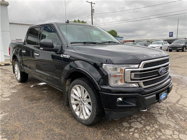 2019 Ford F-150 Limited 1FTEW1EG9KFA83850 21130A in Wilkie