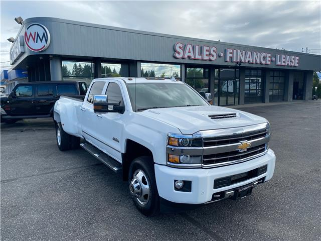 2019 Chevrolet Silverado 3500HD High Country (Stk: 19-275449) in Abbotsford - Image 1 of 17