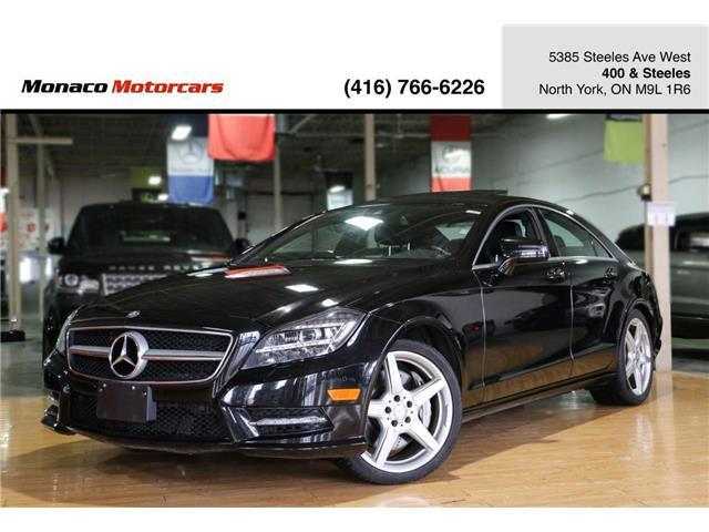 2014 Mercedes-Benz CLS-Class Base (Stk: 4165-03) in North York - Image 1 of 30