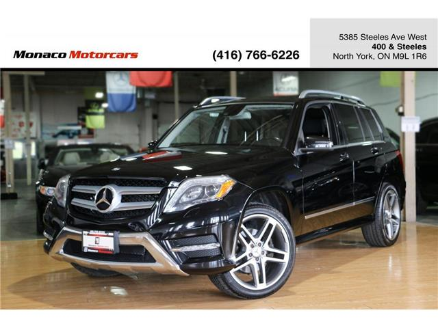 2013 Mercedes-Benz Glk-Class Base (Stk: STOCK-04) in North York - Image 1 of 30