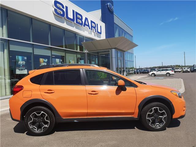 2014 Subaru XV Crosstrek Sport Package (Stk: 30069AZ) in Thunder Bay - Image 1 of 11