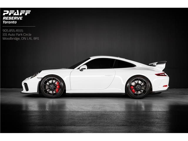 2018 Porsche 911 GT3 (Stk: MU2705) in Woodbridge - Image 1 of 19