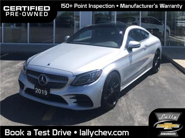 2019 Mercedes-Benz C-Class Base (Stk: R00609) in Tilbury - Image 1 of 14
