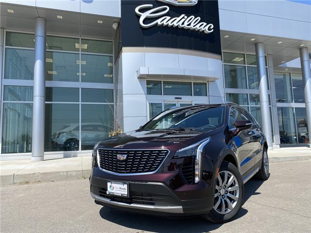 2021 Cadillac XT4 Premium Luxury (Stk: F025625) in Newmarket - Image 1 of 30