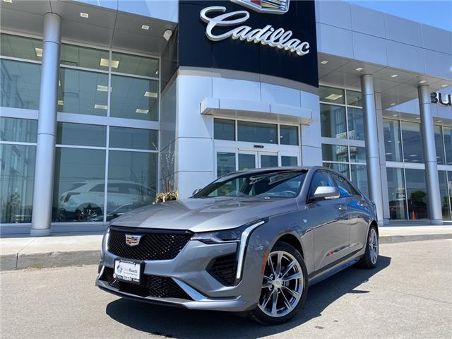 2021 Cadillac CT4 Sport (Stk: 0129674) in Newmarket - Image 1 of 27