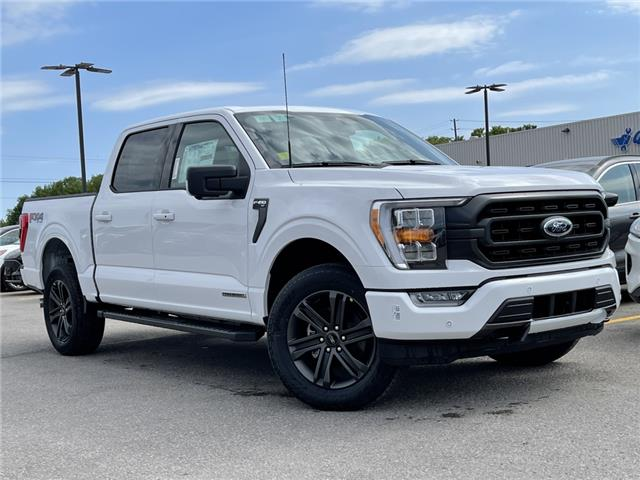 2021 Ford F-150 XLT (Stk: 21T434) in Midland - Image 1 of 17
