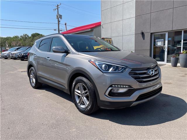 2018 Hyundai Santa Fe Sport  (Stk: 14957) in Regina - Image 1 of 28