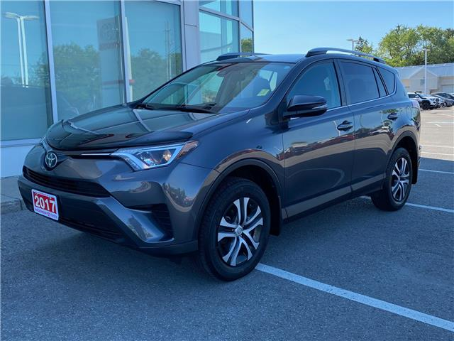 2017 Toyota RAV4 LE (Stk: TX203A) in Cobourg - Image 1 of 24