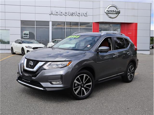 2018 Nissan Rogue SL w/ProPILOT Assist (Stk: A21157A) in Abbotsford - Image 1 of 30